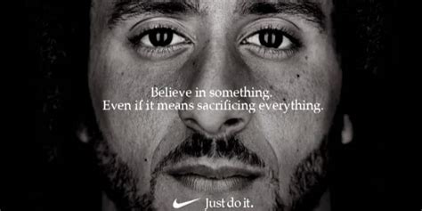 """Nike Exemplifies """"Just Do It"""" Ethos With Colin Kaepernick"""
