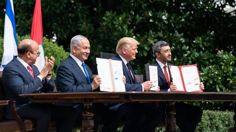 Trump brokers historic Israel-Arab accords | Welcome to