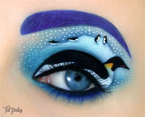 I Use Eyes As A Canvas For My Art | Architecture & Design