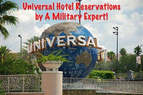 Universal Orlando 2017 Military Discounted 4 Day Park to