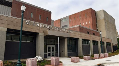 Minnehaha County Jail: Take a look inside new building