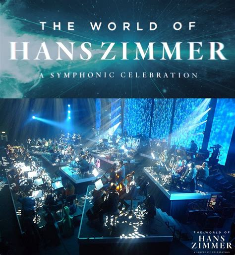 The tour 'The World of Hans Zimmer – A Symphonic