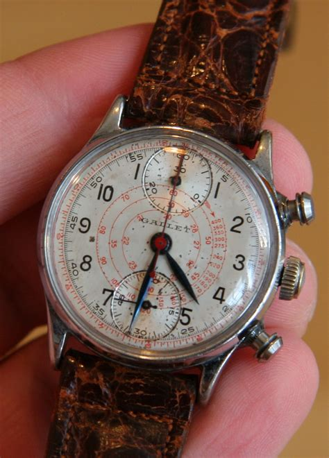 Living With The Past: Week With 1940's Vintage Gallet