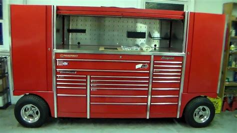 Snap On Tool Wagon For Sale - YouTube