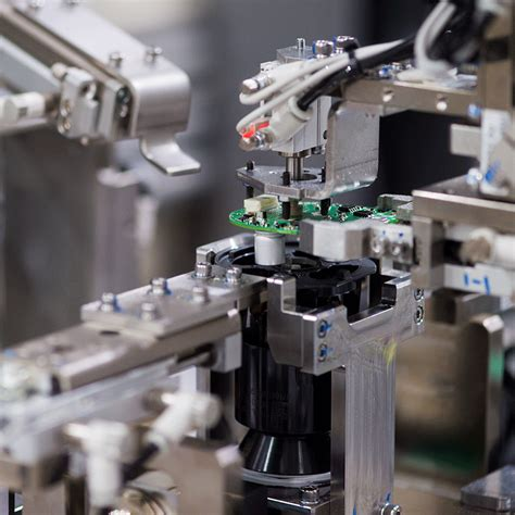 Inside Dyson's automated-motor-manufacturing factory