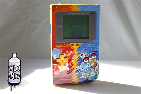Gaze at This Pokémon Game Boy and Know That You Want It