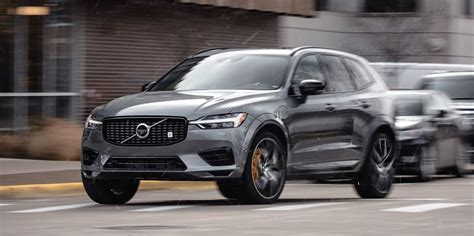 2020 Volvo XC60 T8 Polestar: The Hybrid Is the Quick One