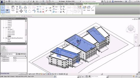 Creating Exploded Views of a 3D Model in Revit - YouTube