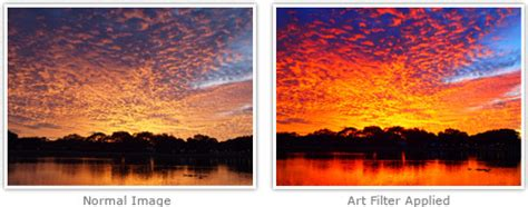 Expand Your Creativity With Art Filters - Art Filter Examples