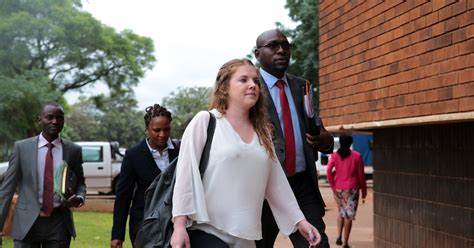 Zimbabwe Releases American Charged With Insulting Mugabe