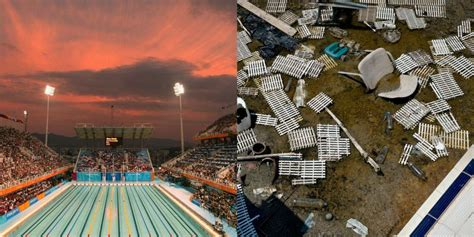 What Old Olympics Venues Look Like Today - Abandoned