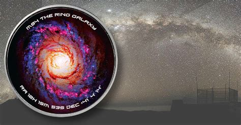 Galaxies and Nebulae Silver Spinner series | Coin Update