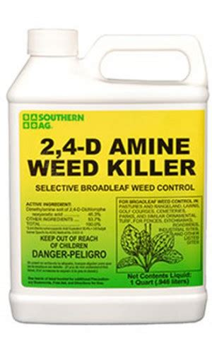 AMINE 2;4-D WEED KILLER – Southern Agricultural