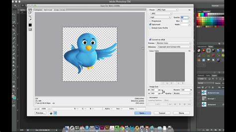 How to remove a white background or make it transparent in