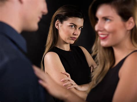 What are the signs that your partner holds jealousy and