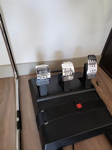 T300 599 alcantara with lc, spring upgrade t3pa pedals