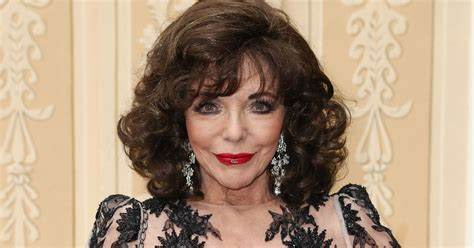 Joan Collins has some beauty tricks that can help YOU look