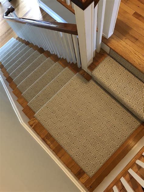 Pin by The Carpet Workroom on Carpet stairs | Modern