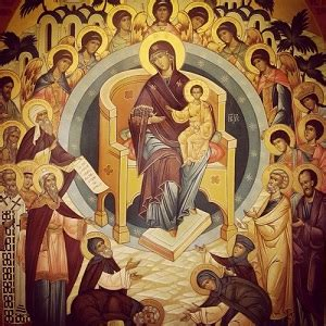 December 26: The Synaxis of the Most-holy Theotokos