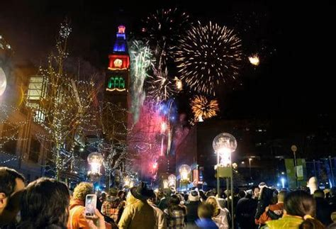 Downtown Denver Cancels 2020 New Year's Eve Fireworks Display