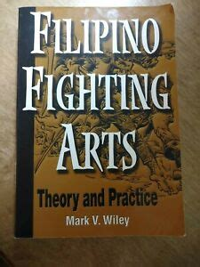 FILIPINO FIGHTING ARTS THEORY AND PRACTICE Book Mark V