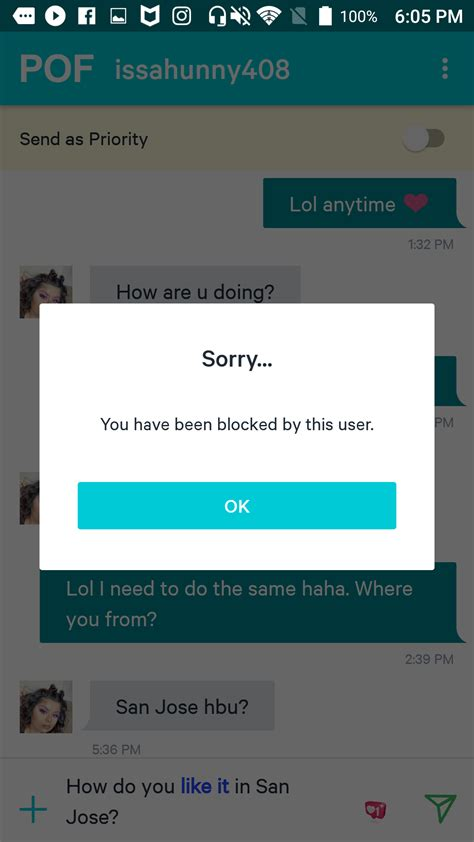 This is POF for guys in a nutshell smh it's stressful : POF