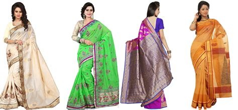 15 Types of regional sarees from India you can wear today