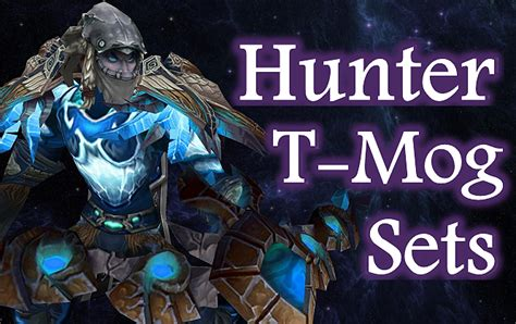 Wow Hunter Artifact Transmog Sets For Legion by