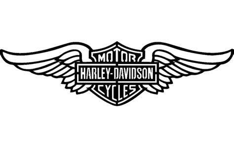 Harley Wings dxf File Free Download - 3axis