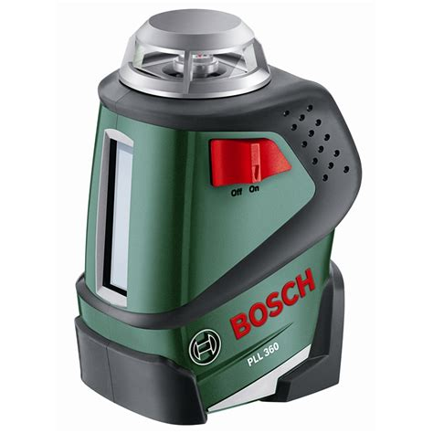 Bosch 360° Laser Level With Tripod   Bunnings Warehouse