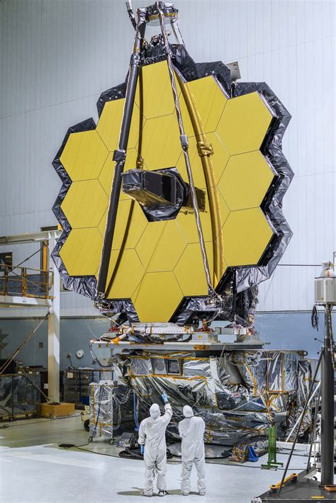 NASA's James Webb Space Telescope is not finished