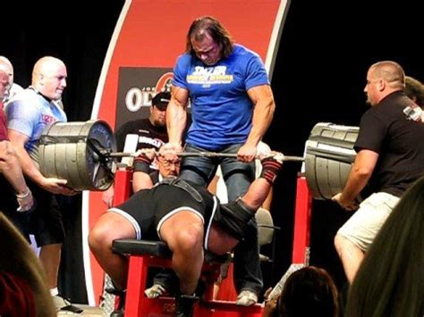 Glenn Russo Bombs With 1000 LB Bench Press! - YouTube