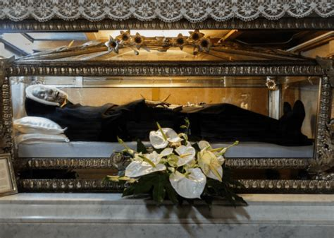 Galleries of the Real Bodies of Incorrupt Saints! - Daily