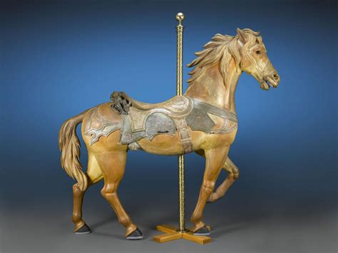 Hot to Trot Collectibles: Antique Carousel Horses - Beauty