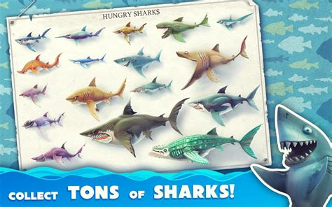 Hungry Shark World APK Download - Free Action GAME for